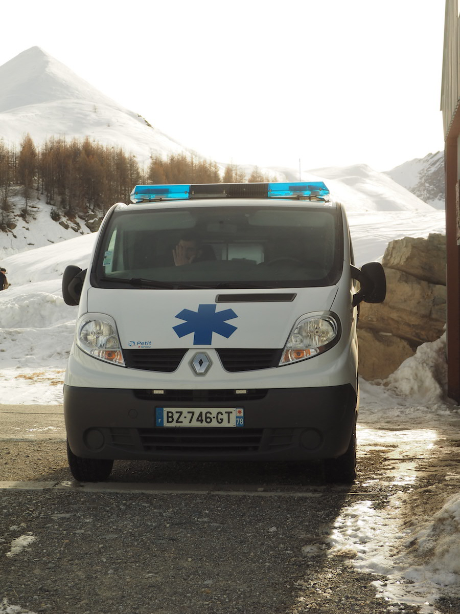 Ambulance Guillestre