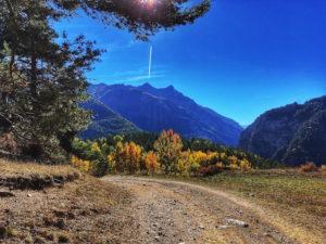 Queyras en automne