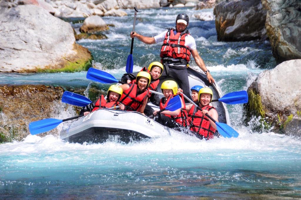 Rafting Hautes Alpes