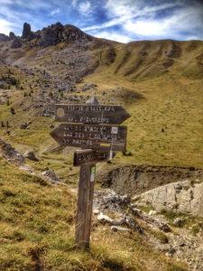 Randonnée Val d'Escreins