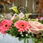 bouquet de fleurs guillestre