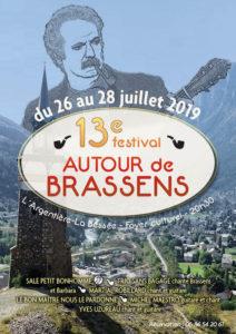 Festival autour de Brassens 2019