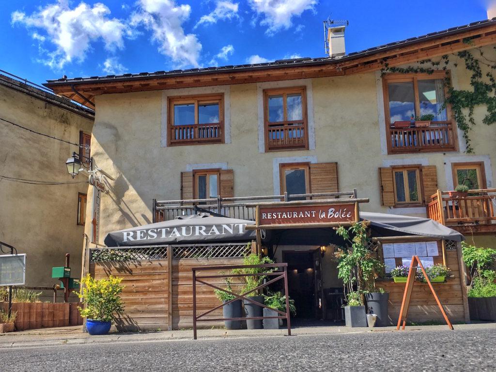 Restaurant la Bolée Guillestre