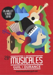Musicales Guil Durance