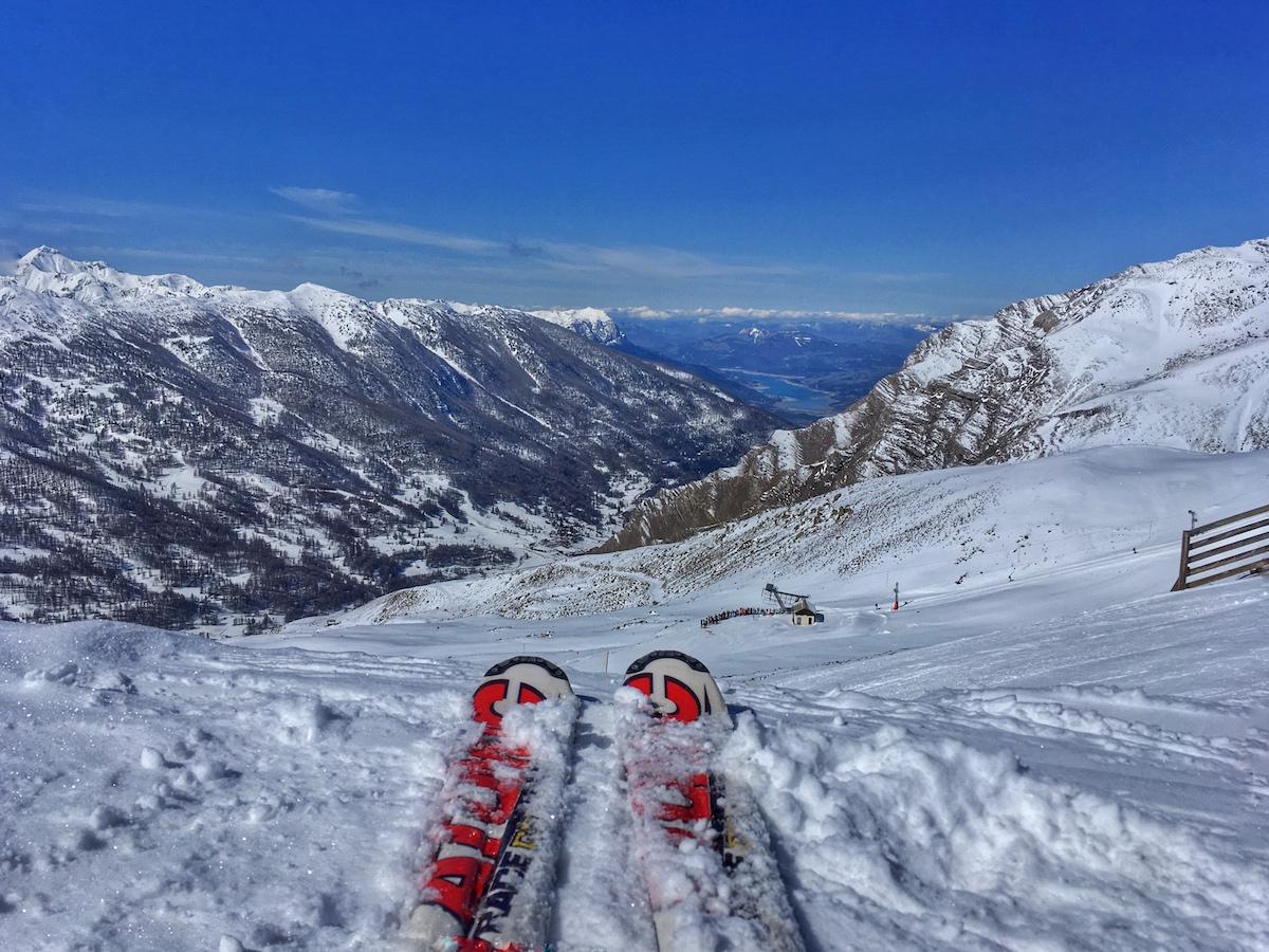 Ski a Vars