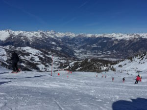 Ski holiday in the Hautes Alpes