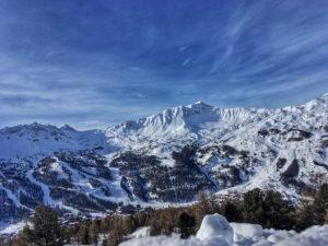 Ski domein Vars Hautes Alpes